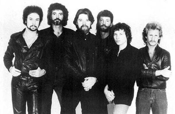 Bob Seger & The Silver Bullet Band.