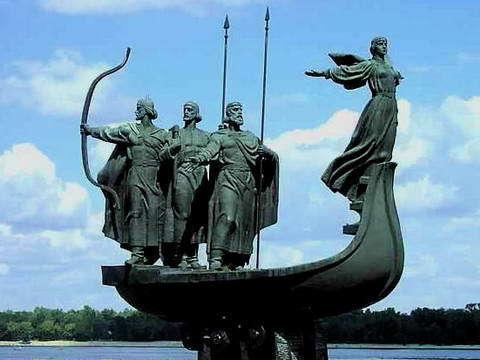 Песни о Киеве